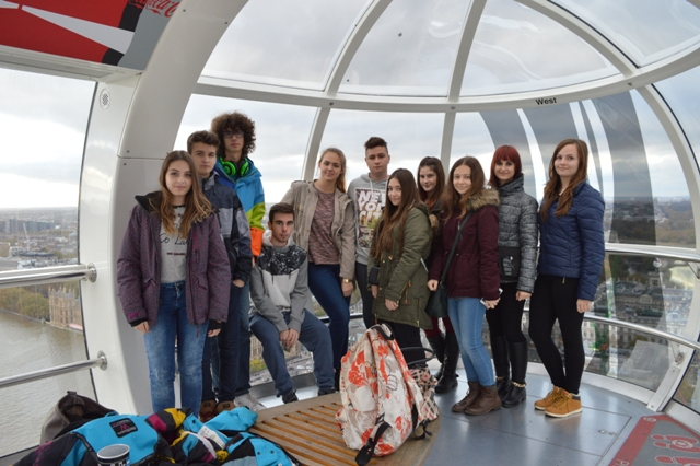 London Eye - To sme my