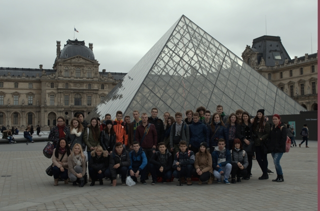 Louvre - To sme my